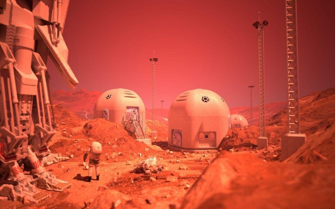 HEXHAB 2.0 – 3D Printed Mars Habitat
