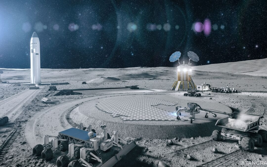 Astroport Space Technologies Awarded NASA Contract
